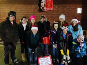 Youth Bell Ringers