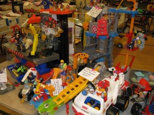 Toy Wonderland at Stable